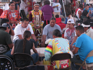 Sacred Visions Pow-Wow specials photo