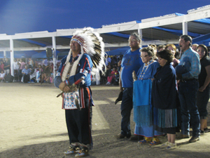 Sacred Visions Pow-Wow Bill Keever photo